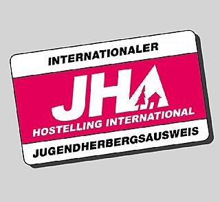 Der internationale Jugenherbergsausweis