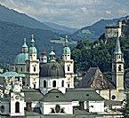 Alles über die Stadt Salzburg