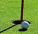 Golf in traumhaftem Gebirgspanorama