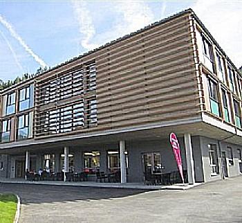 Jugendherberge Tamsweg (2011 neu errichtet, Sommerbetrieb)