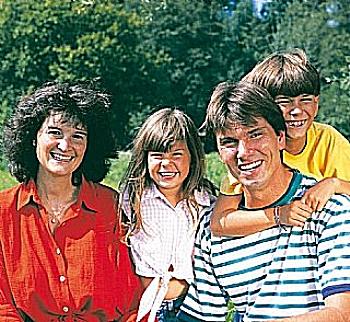Die günstige Jugendherberge für Familien in Obertrum