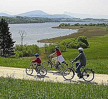 Freizeittipps und mehr für Obertrum am See