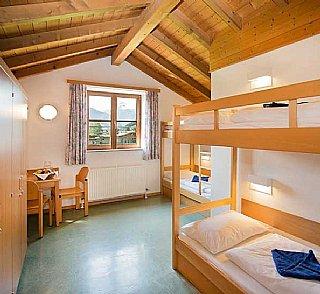 Hostel Zell Seespitz Zimmer 48 © Repolusk
