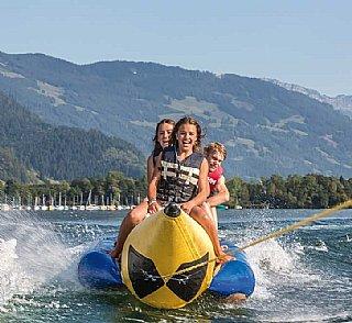 Wasserspass im Zeller See © SLTG/Pürcher