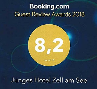 Booking.com Guest Review Award 2018 © Booking.com