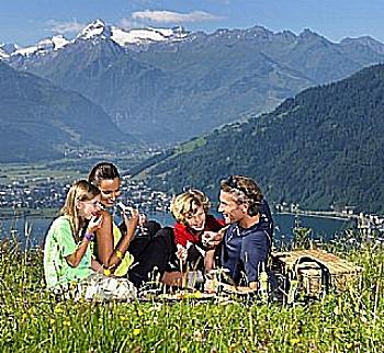 Die günstige Jugendherberge für Familien in Zell am See