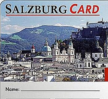 Die Salzburg-Card öffnet Tür und Tor