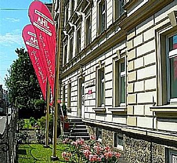 Das Berufsschulheim Haunspergstraße