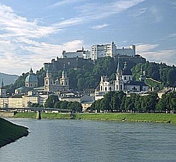 Genießen Sie ein Wochenende in Salzburg