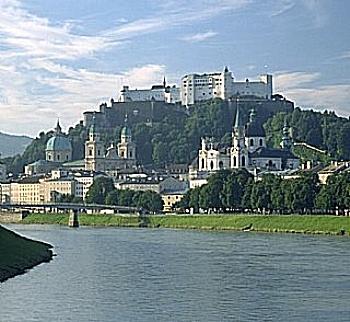 Genießen Sie eine Urlaubswoche in Salzburg