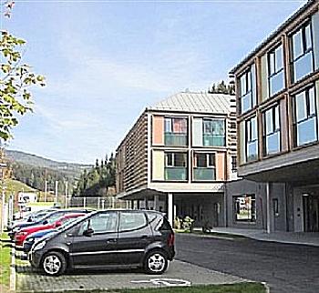 Das Berufsschulheim Tamsweg