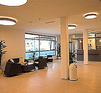 Die Ausstattung im Berufsschulheim Tamsweg
