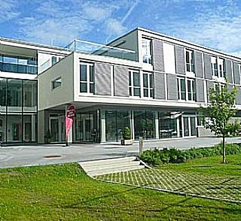 Die Ausstattung des Berufsschulheims St. Johann im Pongau