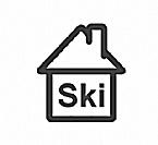 Infrastruktur für Skifahrer