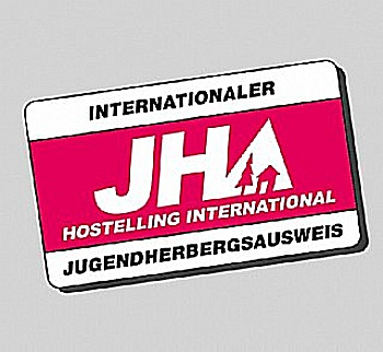 The International Youth Hostel Membership Card