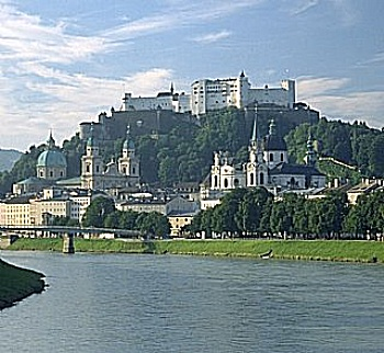 Enjoy a weekend in Salzburg
