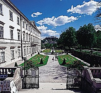 Enjoy a week's holiday in Salzburg