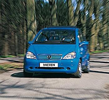 Car rental Sixt