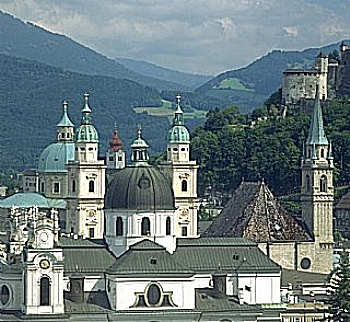 All you want to know about Salzburg