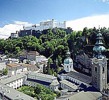 Official website of Salzburg City