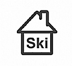 Infrastructure for skiers