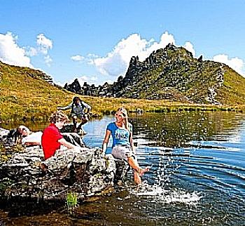 The family-friendly hostel in Bad Gastein