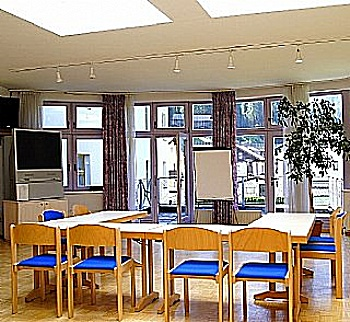 Your cheap hostel in Bad Gastein for workshops, seminars and closed-door meetings