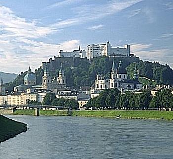 Godetevi un fine settimana a Salisburgo