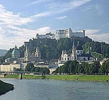 Godetevi una settimana di vacanze a Salisburgo