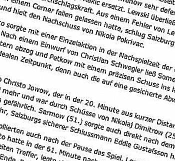 Attualità; notizie dalla regione di Salisburgo