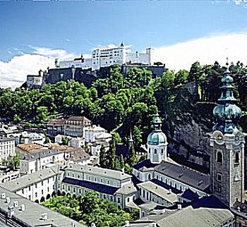 Sito Web ufficiale della città di Salisburgo