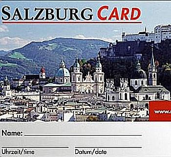 La Salzburg-Card offre notevoli vantaggi