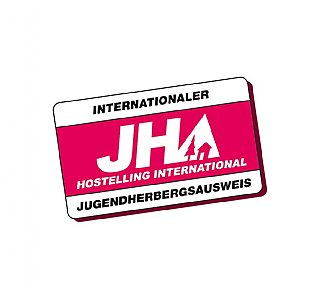 Logo Internationaler Jugendherbergsausweis © SJHW