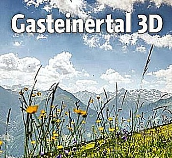 Gastein in ECHT - 3D Reality Maps