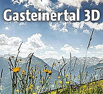 Gastein in REAL - 3D Reality Maps