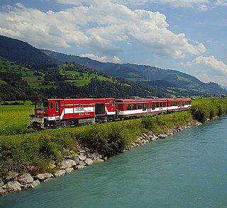 Pinzgau Bahn © Zell am See Kaprun Tourismus