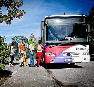 Postbus © Zell am See Kaprun Tourismus