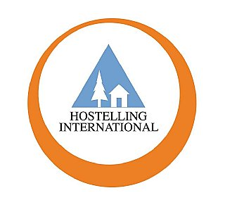 Logo Hostelling International © Hostelling International