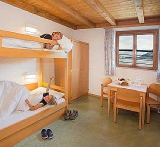 Hostel Zell Seespitz Zimmer 5 © Repolusk
