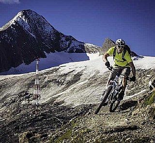 Zell Seespitz MTB Kitzsteinhorn © TVB