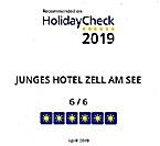 Junges Hotel Zell am See - Seespitz von HolidayCheck ausgezeichnet