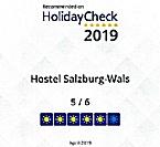 Junges Hotel Salzburg - Wals von HolidayCheck ausgezeichnet