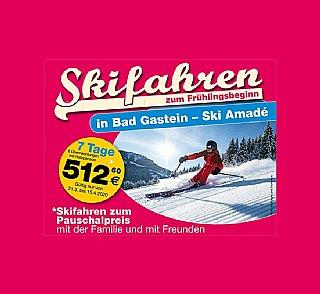 Skiangebot Bad Gastein - Ski Amadé
